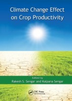Climate Change Effect on Crop Productivity (hardcover)