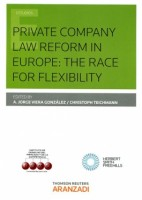Private company Law reform in Europe