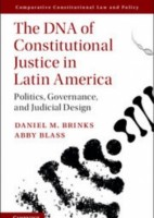 The DNA of constitutional justice in Latin America: politics, governance, and judicial design