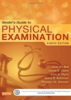 Seide s Guide to Physical Examination, 8e (Mosby s Guide to Physical Examination (Seidel)) [Hardcover]