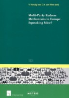 Multi-party redress mechanisms in Europe