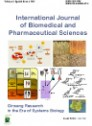 International Journal of Biomedical and Pharmaceutical Sciences. Volume 6 Special Issue 1 2012