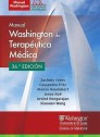 Manual Washington de Terapéutica Médica. 36° edición