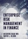 Enterprise Risk Management in Finance